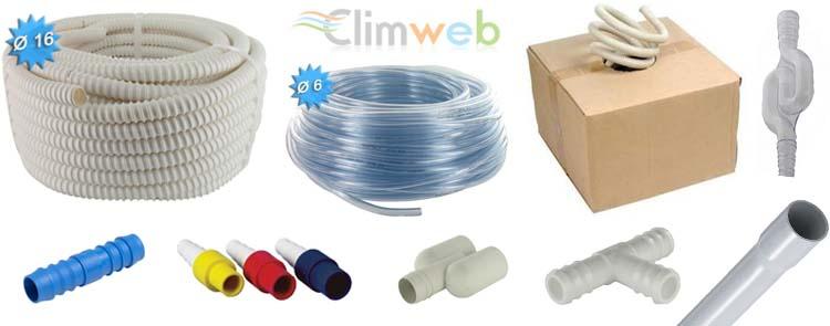 Tube condensat et accessoires pour climatisation climweb - Comment choisir sa climatisation ...
